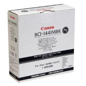 Canon Tintenpatrone schwarz matt (0174B001, BCI-1441MBK)