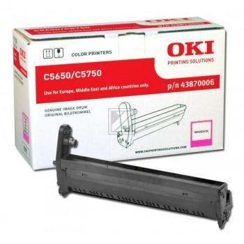 OKI Fotoleitertrommel magenta (43870006)