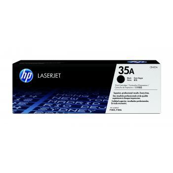 Hewlett Packard Toner-Kartusche schwarz (CB435A, 35A)