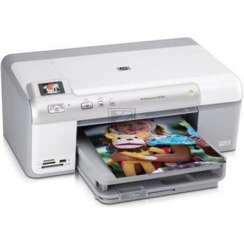 Hewlett Packard (HP) Photosmart D 5460