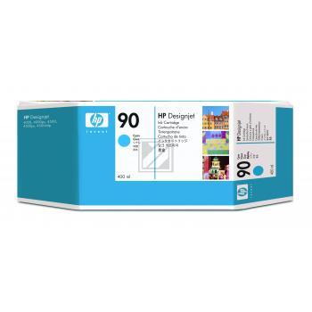 Hewlett Packard Tintenpatrone cyan High-Capacity (C5061A, 90)