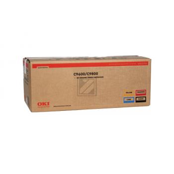 OKI Toner-Kit Rainbow Set High-Capacity (43112702)