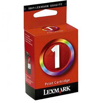 Lexmark Tintenpatrone farbig High-Capacity (18CX781E, 1)