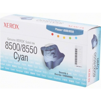 Xerox 108R00669 Cyan