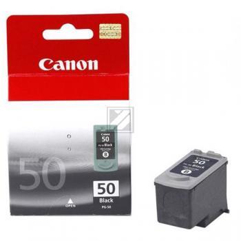 Canon Tintenpatrone schwarz High-Capacity (0616B001, PG-50)