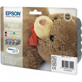 EPSON 113/T06B1 schwarz Tintenflasche / C13T06B140 // 120 ml