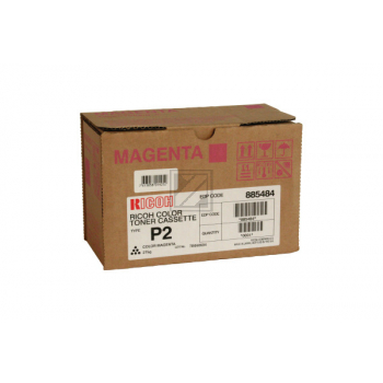 Ricoh Toner-Kit magenta High-Capacity (885484 888237, TYPE-P2M)