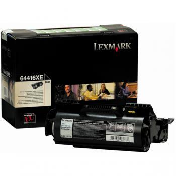 Lexmark Toner-Kartusche schwarz High-Capacity plus (64416XE)