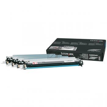 Lexmark Fotoleitertrommel gelb cyan magenta schwarz 4-er Pack (C53034X)