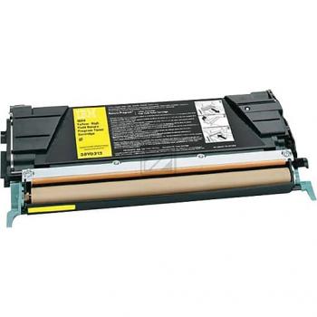 IBM Toner-Kartusche Return gelb High-Capacity (39V0313)