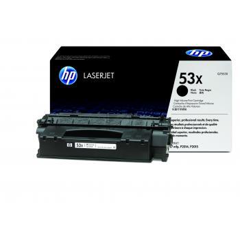 Hewlett Packard Toner-Kartusche schwarz High-Capacity (Q7553X, 53X)