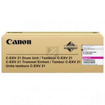 Canon Fotoleitertrommel magenta (0458B002 458B002, C-EXV21M)