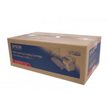 Epson Toner-Modul HY magenta S051125 AcuLaser C3800 8000 Seiten