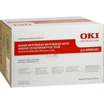 OKI Toner-Kartusche schwarz High-Capacity (09004391)