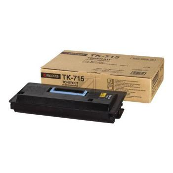 Mita Toner-Kit schwarz (0T2GR0EU 1T02GR0EU0, TK-715 TK-715K)