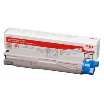OKI Toner-Kit schwarz High-Capacity (43459324)
