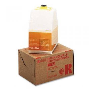 Ricoh Toner-Kit gelb (888443 888447 T-260Y, TYPE-160 TYPE-260)