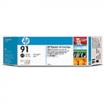 Hewlett Packard Tintenpatrone Photo-Tinte 3x schwarz 3-er Pack (C9481A, 3x 91)