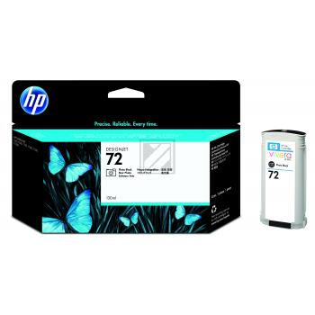 Hewlett Packard Tintenpatrone Photo-Tinte schwarz High-Capacity (C9370A, 72)