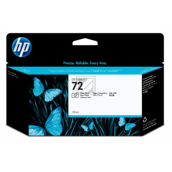 Hewlett Packard Tintenpatrone Photo-Tinte schwarz High-Capacity (C9370A, 72)