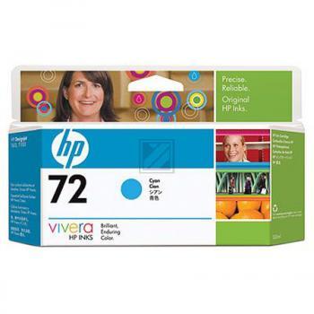 HP 72 | 130ml, HP Tintenpatrone, cyan