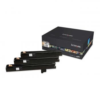 Lexmark Fotoleitertrommel gelb cyan magenta 3-er Pack (C930X73G)