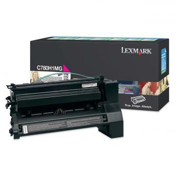 Lexmark Toner-Kartusche Kartonage magenta High-Capacity (C780H1MG)