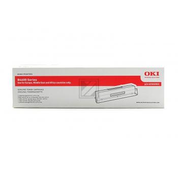 OKI Toner-Kit schwarz High-Capacity (43502002)