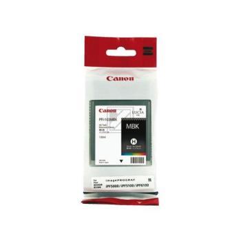 Canon Tintenpatrone Pigmentierte Tinte schwarz matt (0882B001, PFI-101MBK)