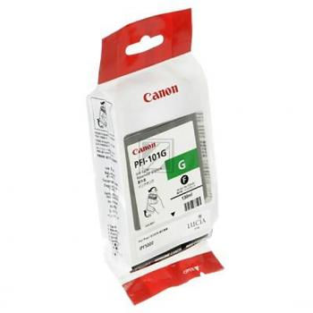 Canon Tintenpatrone Pigmentierte Tinte grün (0890B001, PFI-101G)
