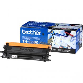 Brother Toner-Kit schwarz High-Capacity (TN-135BK)