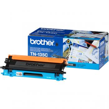 Brother Toner-Kit cyan High-Capacity (TN-135C)
