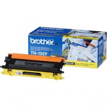 Brother Toner-Kit gelb High-Capacity (TN-135Y)