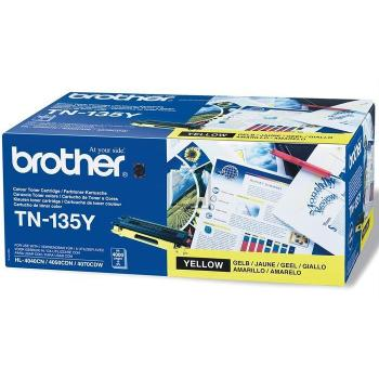 Brother Toner-Kit gelb High-Capacity (TN-135Y)