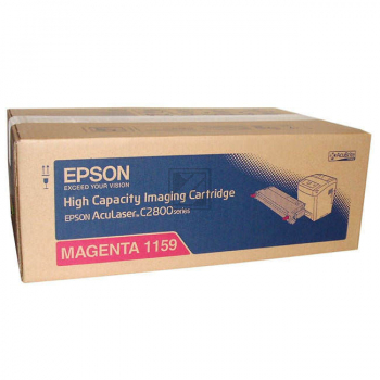 Epson Toner-Kit magenta High-Capacity (C13S051159, 1159)