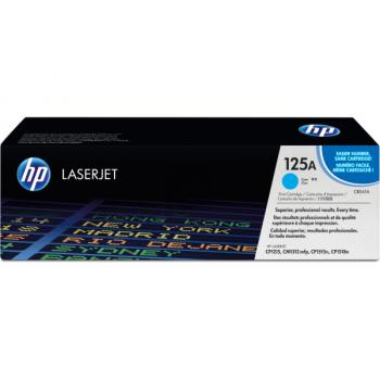 Hewlett Packard Toner-Kartusche cyan (CB541A, 125A)