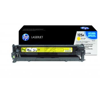 Hewlett Packard Toner-Kartusche gelb (CB542A, 125A)