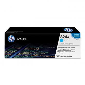Hewlett Packard Toner-Kit cyan (CB381A, 824A)