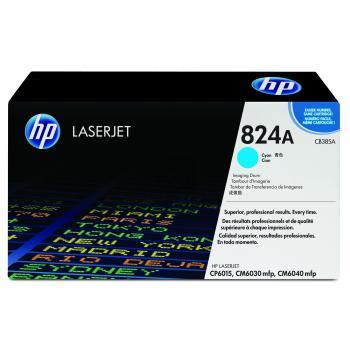Hewlett Packard Fotoleitertrommel cyan (CB385A, 824A)