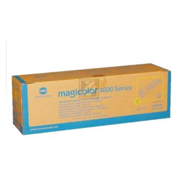 Minolta Toner-Kit gelb High-Capacity (A0DK252)