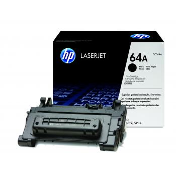 Hewlett Packard Toner-Kartusche schwarz (CC364A, 64A)