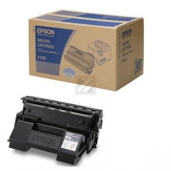Original Epson C13S051170 / S051170 Toner Schwarz
