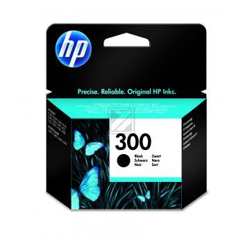 Hewlett Packard Tintenpatrone schwarz (CC640EE, 300)