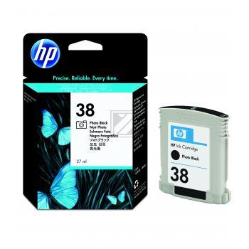 Hewlett Packard Tintenpatrone schwarz (C9413A, 38)