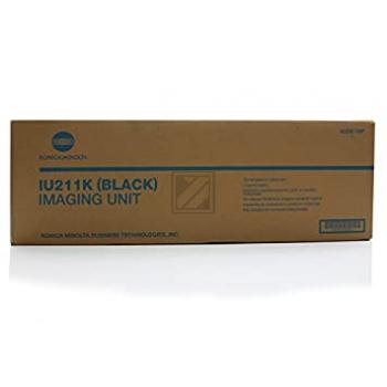 Konica Minolta Fotoleitertrommel schwarz (A0DE02F, IU-211K)