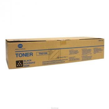 Konica Minolta Toner-Kit schwarz (A0D7132 A0D7152, TN-213K)