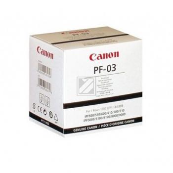 Canon Druckkopf (2251B001 2552B001, PF-03)