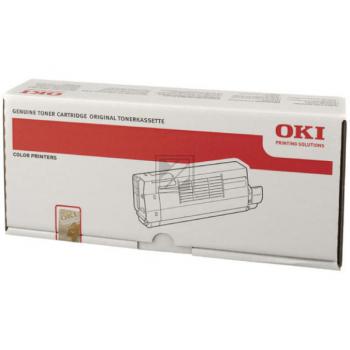 OKI Toner-Kit gelb (43866105 44318605)