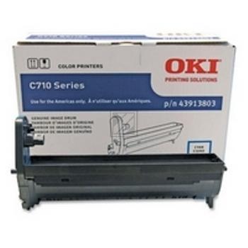 OKI Fotoleitertrommel cyan (43913807)