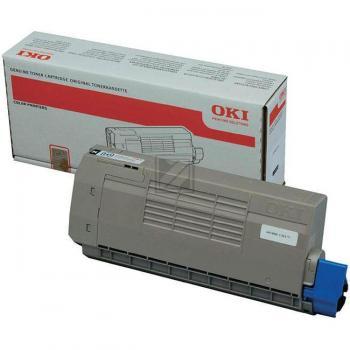 OKI Toner-Kit schwarz (43866108 44318608)